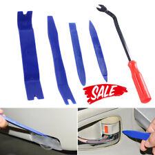 Car Trim Removal Tool Kit Set Door Panel Fastener Auto Dashboard Plastic Tool US