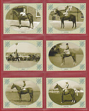 GDS  CARDS  -  SET  OF  L 25  1950s  RACEHORSE  WINNERS  CARDS  -  2008
