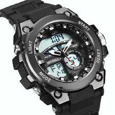 Unique SPOTALEN Digital Sport Watch Brand Military Watch Men 30M Water Resistant