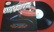 DURAN DURAN * Peter Gabriel *SINEAD O' CONNOR *Kate Bush Unplugged 1993 Spain LP