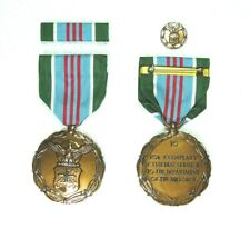 Department of the Air Force, Exemplary Civilian Service Award Medal, set