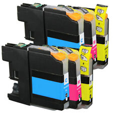 Printer Color Ink Tanks for LC203XL LC201 MFC-J5720DW MFC-J680DW MFC-J880DW