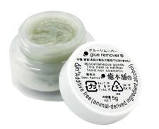 Japanese Eyelash Extensions Adhesive Cream Remover 5g-30g Made in JPN