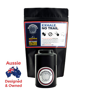 Cloud Vault Personal Filter   The Aussie Smoke Buddy - Capture odours & smoke