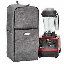 Homest Blender Dust Cover with Accessory Pocket Compatible with Vitamix Class.