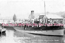 CO 1086 - Queen Of The Fal, Truro, Cornwall - 6x4 Photo