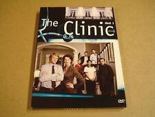 2-DISC DVD / THE CLINIC - SEIZOEN 1 - DEEL 1