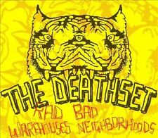 THE DEATH SET - RAD WAREHOUSES BAD NEIGHBORHOODS (NEW CD)