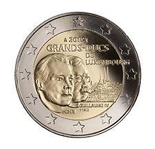2 euro Munt rol / rolle 2012 Luxemburg Guillaume, Wilhelm IV Commemorative