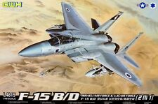 GreatWall 1/48 L4815 F-15B/D Eagle Israeli Air Force & U.S.Air Force
