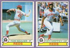 1979 OPC O-PEE-CHEE Cincinnati Reds Team Set