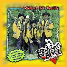 NEW Penas de Amor * by Ernesto Baez (CD, Nov-2002, Nopal/Platano)