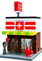 Brick Loot Doc in a Box Urgent Care Center Modular Building Brick Blocks Set Kit
