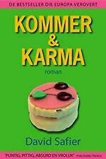Kommer & Karma por Safier, David