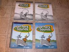 ABEKA 1st GRADE LETTERS & SOUNDS  NEWEST EDITION     CLEAN  NO MISSING PAGES