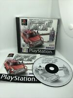 London Racer 2 PS1 game (COMPLETE INC MANUAL) Sony Playstation