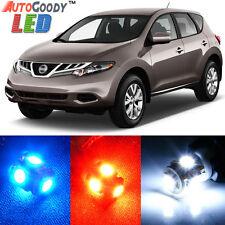 16 x Premium Xenon White LED Lights Interior Package Kit for Nissan Murano 09-14