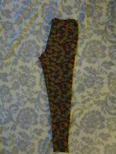 Lularoe Leggings Tc Multicolored, Bnwot