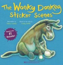 The Wonky Donkey Sticker Scenes by Craig Smith (Paperback, 2014)