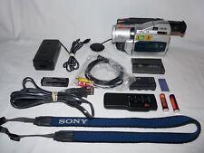 Sony DCR-TRV720 Digital8 Digital 8 HI8 8mm Video8 HI 8 Camcorder Player Camera