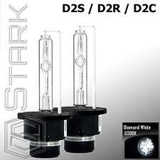 Pair - 6000K D2S D2R D2C HID Xenon Replace Factory HID Headlights - A
