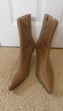 Unbranded Beige Boots. Size 7 (41).