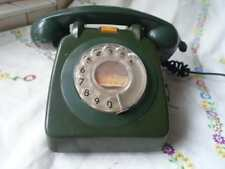 Vintage Tel.No.01-876 9340 FWR Factory Wales Refurbished 706 F Telephone c.1974