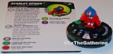 SCARLET SPIDER 017 Superior Foes Of Spider-Man Marvel HeroClix