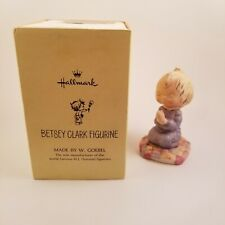 With Box Betsey Clark Hallmark Figurine Bless You 1972 Goebel made in W Germany