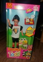 "8"" 1993 MATTEL MCDONALDS HAPPY MEAL TODD BROTHER OF STACIE *Factory Sealed*"
