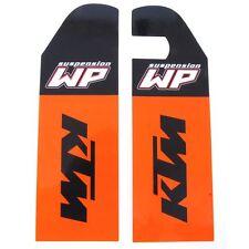 59001094050 KTM WP Gabelschutz Aufkleber WP Suspension Sticker Decal Orange
