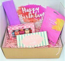 Women Teen Teenage Girls BIRTHDAY Pamper Gift Box Set Make Up Beauty Hamper Kit