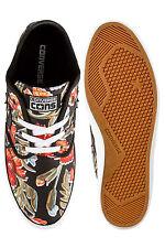 Converse Cons Zakim Shoe Nero Ambient Arancione Solare UK7.5 EU42 JS06 87