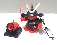 Macross SD Musha Valkyrie VF-1J Samurai with Cannon SUPER RARE! OOP Built