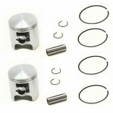 2 Piston Kits YAMAHA EXCITER II 570- 569cc ('91-93) 73.50MM