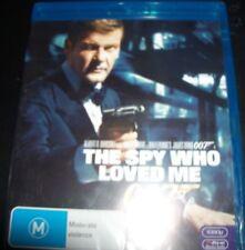 The Spy Who Loved Me James Bond 007 (Australia Region B) Bluray / Blu-ray NEW