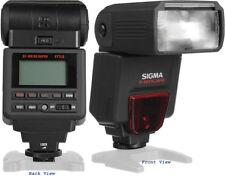 Sigma EF610 DG Super Flash for Sony DSLR Cameras F18921 ,London