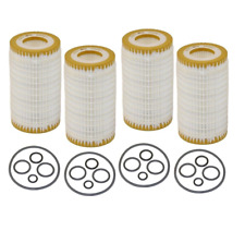 Mercedes-Benz Engine Oil Filter Fleece Premium Quality 0002609 (4pcs)