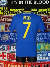 5/5 Bosnia And Herzegovina adults M #7 Bešić MINT football shirt jersey soccer