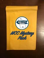 MCC MYSTERY PACKS - 15 CARDS, RELICS, AUTOS, NUMBERED, ETC. NFL,NBA,MLB!! *READ*