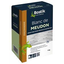 BLANC DE MEUDON 1 KILO G produit entretien argenterie cuivre inox marbre vitre
