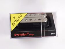 DiMarzio F-spaced Evolution Bridge Humbucker Chrome Bobbins DP 159