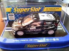 Superslot  H3399 FORD FIESTA RS  WRC  ABU DHABI NUEVO NEW  1/32