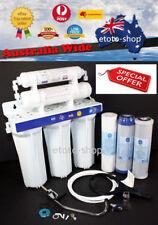 Premium 5 Stages Water Filter, Under Sink Purifier