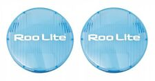 GENUINE NITE STALKER 220 ROO LITE BLUE DRIVING SPOT LIGHT COVERS ***BRAND NEW***