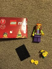 "LEGO® Collectible Minifigure #8831 Series 7 ""HIPPIE"" Complete Loose"