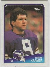 1988 Topps Football Minnesota Vikings Complete Team Set