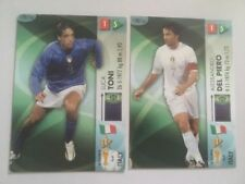 Panini World Cup Italy Football Trading Cards