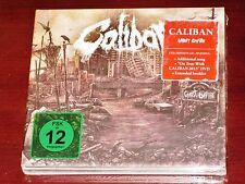 Caliban: Ghost Empire - Edición Limitada CD + Set de DVDS 2014 cm Alemania