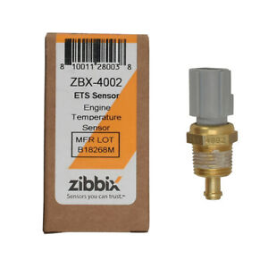 Zibbix EOT Engine Oil Temperature Sensor for 94-03 7.3L 10-18 6.7L Powerstroke